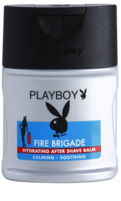 Playboy Fire Brigade balsam po goleniu dla mężczyzn