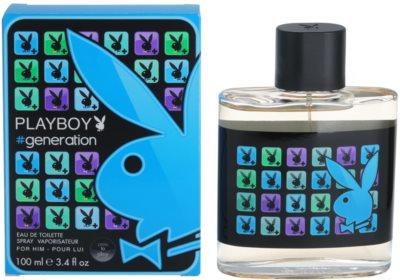 Playboy Generation toaletna voda za moške