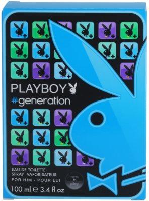 Playboy Generation toaletna voda za moške 4