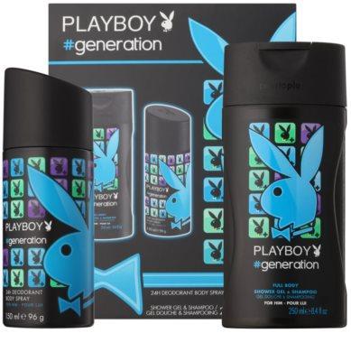 Playboy Generation zestaw upominkowy