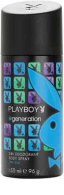 Playboy Generation Deo-Spray für Herren