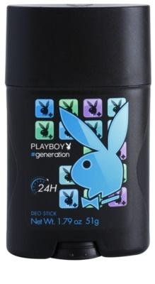 Playboy Generation desodorante en barra para hombre