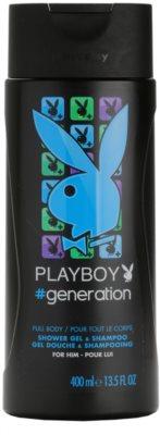 Playboy Generation żel pod prysznic dla mężczyzn