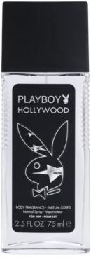 Playboy Hollywood Deo mit Zerstäuber für Herren