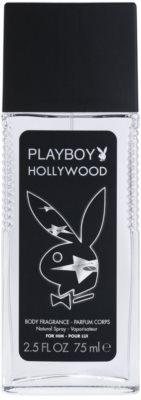 Playboy Hollywood deodorant s rozprašovačem pro muže
