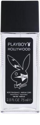 Playboy Hollywood дезодорант з пульверизатором для чоловіків