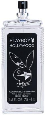 Playboy Hollywood Deo mit Zerstäuber für Herren 1