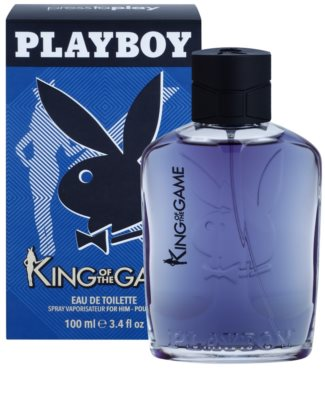 Playboy King Of The Game тоалетна вода за мъже 2
