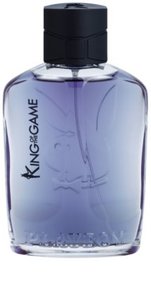 Playboy King Of The Game after shave pentru barbati 3