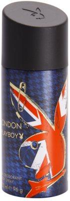 Playboy London dezodor férfiaknak