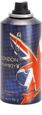 Playboy London дезодорант за мъже 1