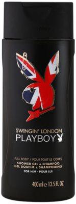 Playboy London sprchový gel pro muže