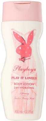 Playboy Play It Lovely Lapte de corp pentru femei