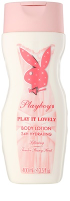 Playboy Play It Lovely leite corporal para mulheres