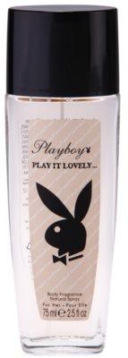 Playboy Play It Lovely Дезодорант с пулверизатор за жени