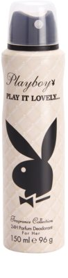 Playboy Play It Lovely Deo Spray for Women