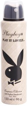 Playboy Play It Lovely dezodorant w sprayu dla kobiet