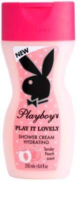 Playboy Play It Lovely sprchový krém pro ženy