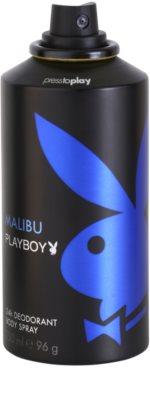 Playboy Malibu deodorant Spray para homens 1