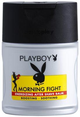 Playboy Morning Fight balsam po goleniu dla mężczyzn