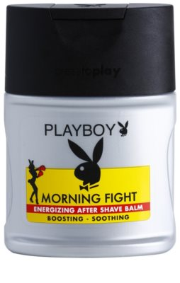 Playboy Morning Fight bálsamo after shave para hombre