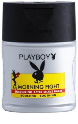 Playboy Morning Fight balzám po holení pre mužov