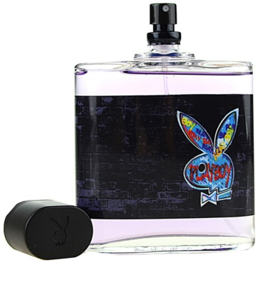 Playboy New York Eau de Toilette für Herren 3