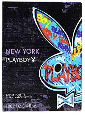 Playboy New York Eau de Toilette für Herren 4