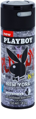 Playboy New York Deo-Spray für Herren