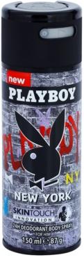 Playboy New York deospray pentru barbati