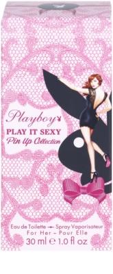 Playboy Play It Sexy Pin Up toaletna voda za ženske 4