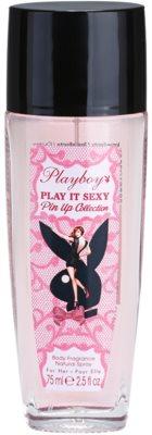 Playboy Play It Sexy Pin Up desodorizante vaporizador para mulheres