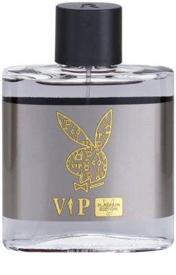 Playboy VIP Platinum Edition Eau de Toilette pentru barbati 2
