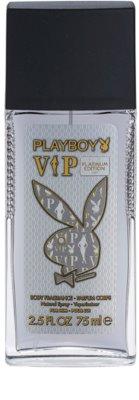 Playboy VIP Platinum Edition Deo mit Zerstäuber für Herren