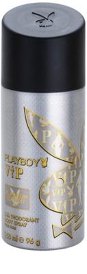 Playboy VIP Platinum Edition deodorant Spray para homens