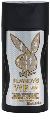 Playboy VIP Platinum Edition gel za prhanje za moške