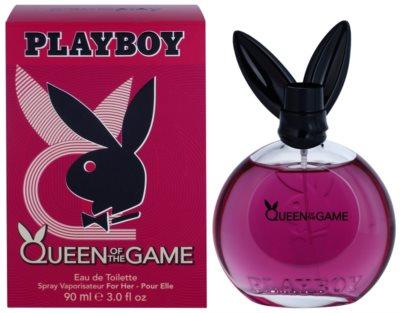 Playboy Queen Of The Game туалетна вода для жінок