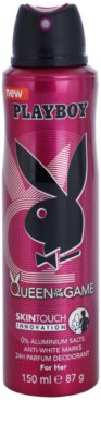 Playboy Queen Of The Game desodorante en spray para mujer 1