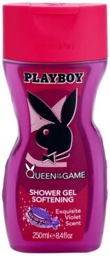 Playboy Queen Of The Game Duschgel für Damen