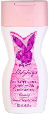 Playboy Play It Sexy Lapte de corp pentru femei