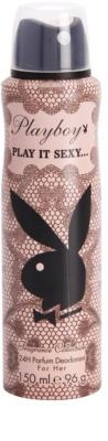 Playboy Play It Sexy desodorante en spray para mujer