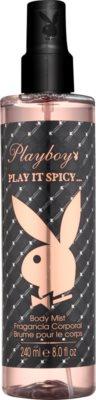 Playboy Play It Spicy spray de corpo para mulheres