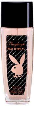 Playboy Play It Spicy deodorant s rozprašovačom pre ženy