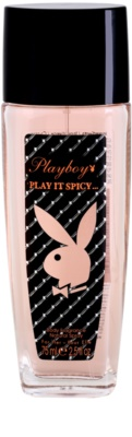 Playboy Play It Spicy desodorante con pulverizador para mujer