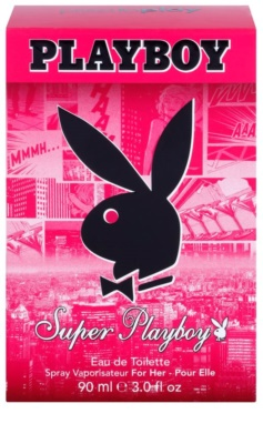 Playboy Super Playboy for Her eau de toilette para mujer 1