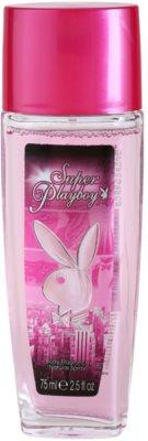 Playboy Super Playboy for Her desodorante con pulverizador para mujer