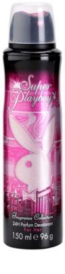 Playboy Super Playboy for Her deodorant Spray para mulheres