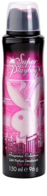 Playboy Super Playboy for Her desodorante en spray para mujer