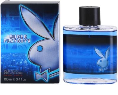 Playboy Super Playboy for Him toaletní voda pro muže