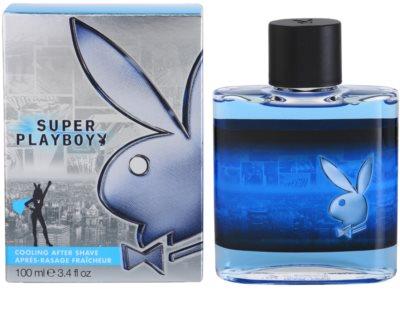 Playboy Super Playboy for Him after shave pentru barbati
